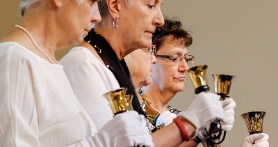 Photo: Handbell Choir
