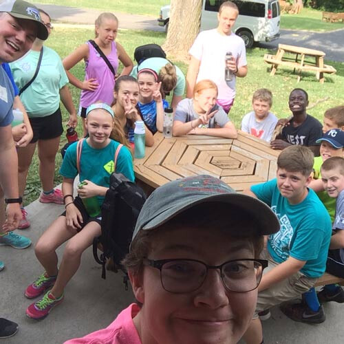 photo: Middle School Mission Trip