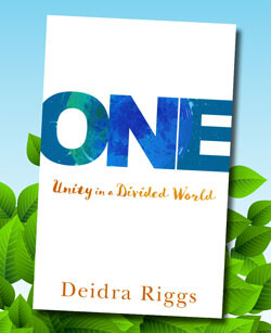 graphic: ONE book cover