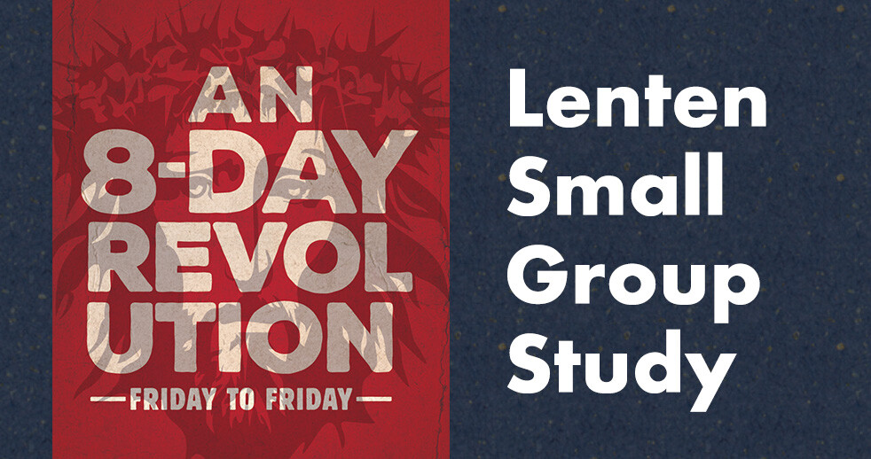Lent Small Group